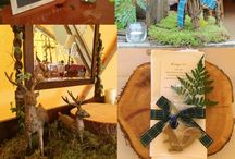 Woodland Tipi Styling / Be inspired to create your own woodland styling