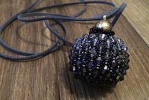 Perlenträume / Selbstgemachte Schmuckstücke aus Perlen.