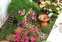 Fairy zahradky