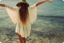lifestyle | free spirit / gipsy, boho, folk, wild & free