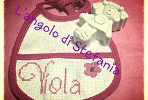 L'Angolo di Stefania / Questo è il mio blog. Questi sono i miei lavori.