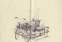 Sketchbook - Eskiz defteri