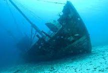 vrakz lodí