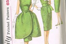 Sew Vintage / Vintage Sewing patterns / by Karen Friesecke