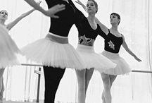 ballet, dance & pretty in pink / dans en alles wat erbij hoort & everything pink