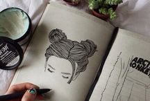 Painting - Drawing