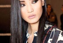 Sleek & Straight Hair / Straight Hairstyles #straighthair For All Hair Lengths
