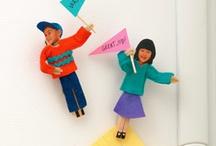 Crafts - Kids / by Deborah Lee