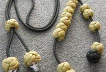 узлы из паракорда