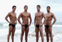 Australian Olympic Swim Team