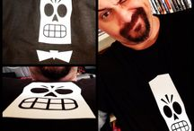 Mis camisetas para gamers / Mis diseños inspirados en videojuegos en una camiseta hechas por mi.