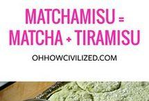 Matcha lovers