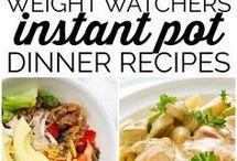 Weight Watchers Instant Pot