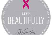 Karastan Live Beautifully / In honor of Breast Cancer Awareness Month: There is beauty in hope. My Karastan inspired dream room reflects the natural beauty of  Modern Vintage / by Claudia Mcgee