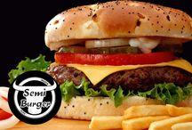 Semi Burger - Düzce / Düzce'nin yeni fast food durağı, döner, burger, köfte ve kebap menülerimizle hizmetinizdeyiz.