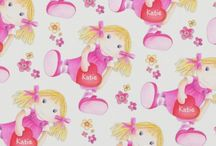 Custom fabrics / Selection of uniquely designed custom fabrics by me and fellow print on demand designers. Ideal for the hobby crafter, sewing enthusiast and garment or dressmakers. #material #fabrics #fabricdesign
