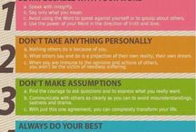 The four agreements / Toltec wisdom
