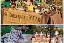 Camping Party / by World of Pinatas