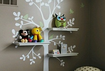 Baby room Ideas / by Sarah Canfield