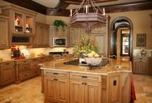 Kitchens / My house / by Carolyn Berry