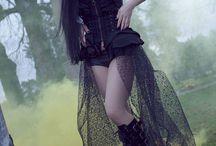 Belleza gótica