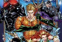 Aquaman by Dan Abnett, Brad Walker & Jesus Merino