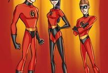 Семейка супергероев