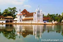 Tradition / Temples - Churches - Mosques in Kerala, India
