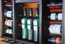 suporturi pentru sticle vin