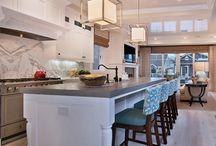 Kitchen Reno ideas / by Valerie Ochs
