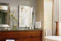 Bathrooms / by kate stephens
