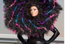 !!Crazy Hair Styyles!!Anita Hewitt / by Anita Hewitt