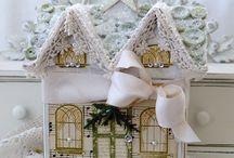 Christmas / Encouragement, ideas and memories / by Christa Sterken