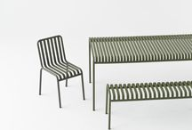 PALISSADE / The new outdoor collection designed by Ronan & Erwan Bouroullec