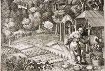 Saint Fiacre /  (?-670) Saint-Fiacre-en-Brie