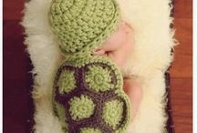 New born crochet