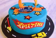 Hot wheels Bday Ideas