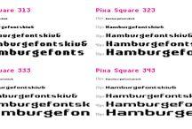 Pixa Square Font Download