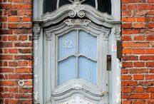 * Doors