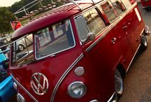 The VW Kombi project
