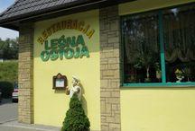 Leśna Ostroja Rybnik / restauracja
