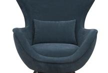 fauteuil à oreille (coque)