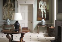 Get the Downton Abbey Look / Transform your own home into the Crawley manor using a few pieces from our collection