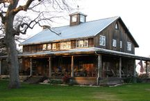 Restored barns -WOW!
