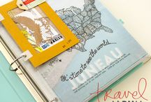 Albums - Travel Scrapbooking