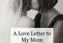 Happy Birthday Mom Letter
