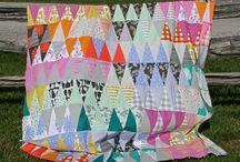 Beginning new quilt