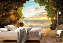 Bedroom Wall Murals