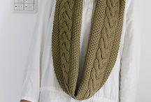 Snoods, Hats & Scarves