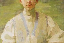 Art. Boznańska Olga